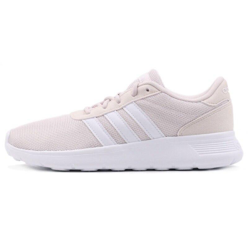 Original New Arrival_Adidas_NEO Label LITE RACER Womens Skateboarding Shoes Sneakers