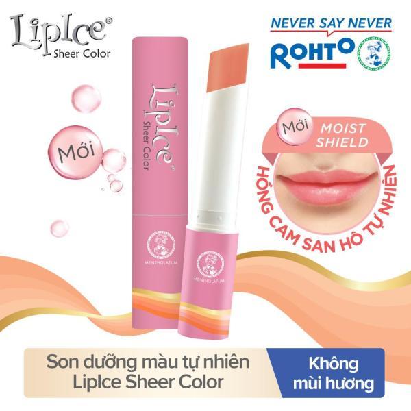 Son dưỡng có màu tự nhiên LipIce Sheer Color 2.4g giá rẻ