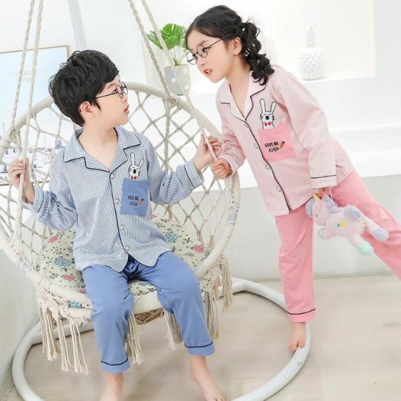 Nơi bán Bộ thun pizama dài hàng VNXK chất thun coton 4 chiều siêu kute size 10-38kg, đồ bộ pijama mùa mưa, bộ dài cho bé, đồ bộ cho bé