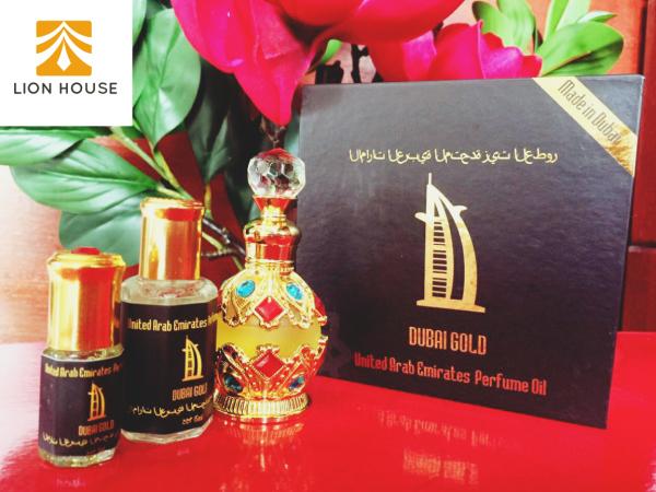 Tinh dầu nước hoa Dubai 5ml. Hàng chính hãng, nhiều mùi. Nước hoa cho nam và nữ