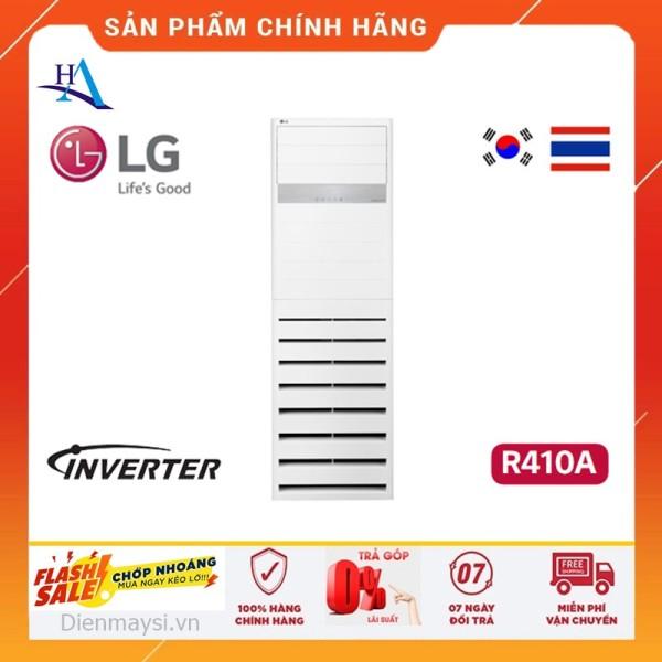 Máy lạnh Tủ đứng LG Inverter 3 HP APNQ30GR5A4 (Miễn phí giao tại HCM-ngoài tỉnh liên hệ shop)
