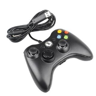 Tay Cầm Chơi Game USB For PC 360 Có Dây Chơi Game Chơi Trên Laptop, PC FO3 FO4 - Tay Cầm USB for PC 360 Có Dây Chơi Game Tối Ưu Cho PC FO3 FO4 thumbnail