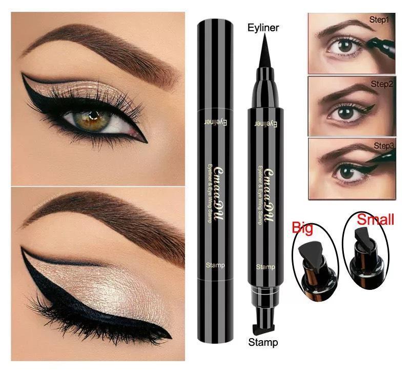 Bút Kẻ Mắt (Kẻ Mi) Makeup Đầu Lông Mềm Cao Cấp (39A49) tốt nhất
