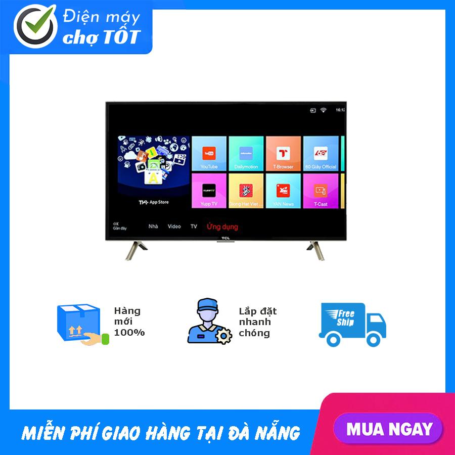 Bảng giá Android Tivi TCL 4K 50 inch L50A8 (2019)
