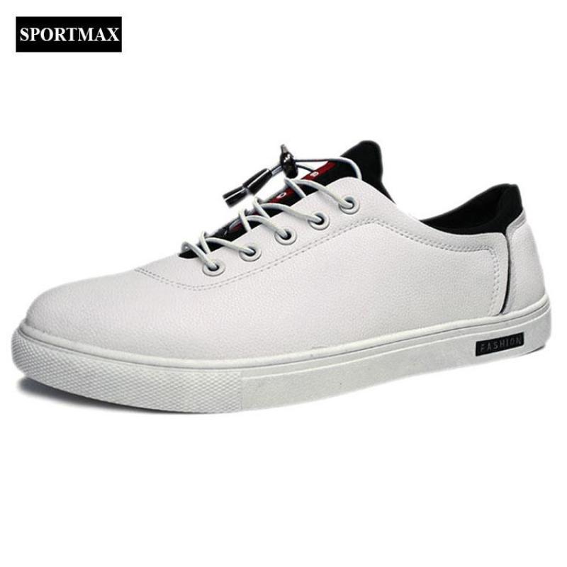 Giày thời trang nam Hàn Quốc chống thấm dây rút Sportmax SPM5993