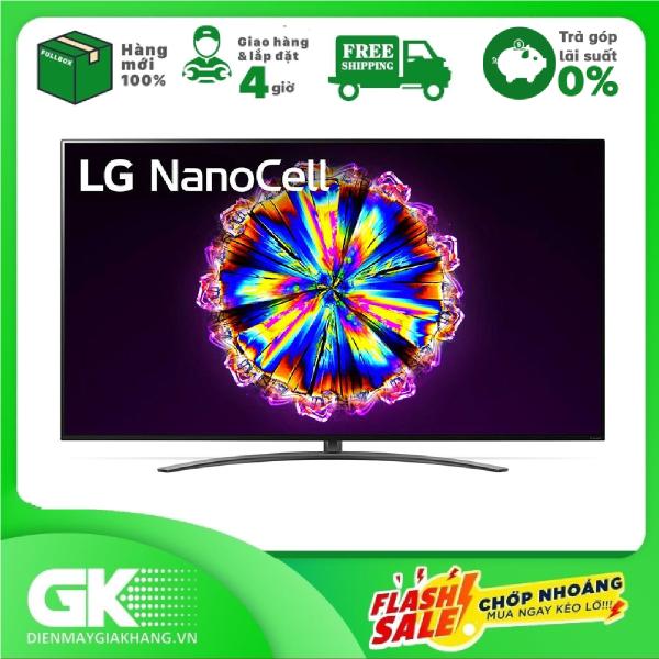 Bảng giá Smart Tivi LG 4K 86 inch 86NANO91TNA