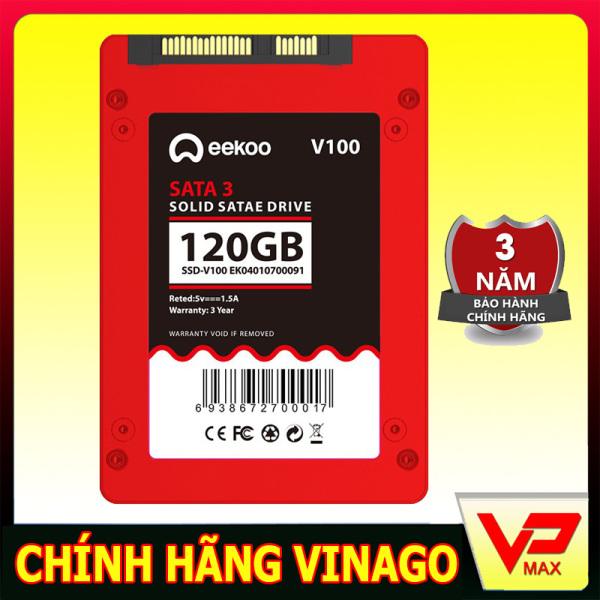 Giá Ổ cứng SSD Eekoo 120GB sata 3.0 bảo hành 3 năm