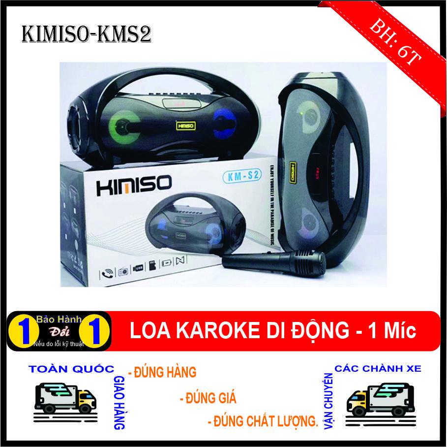 [TẶNG MICRO] Loa Kẹo Kéo Có Mic Hát Karaoke Nghe Nhạc Bluetooth - loa kẹo kéo mini - loa kẹo kéo bluetooth karaoke.