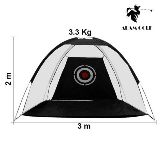 Golf Hitting Nets with Target, Foldable Training Aids Practice Tents thumbnail