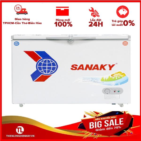Tủ Đông Sanaky inverter 360 lít VH-3699W3
