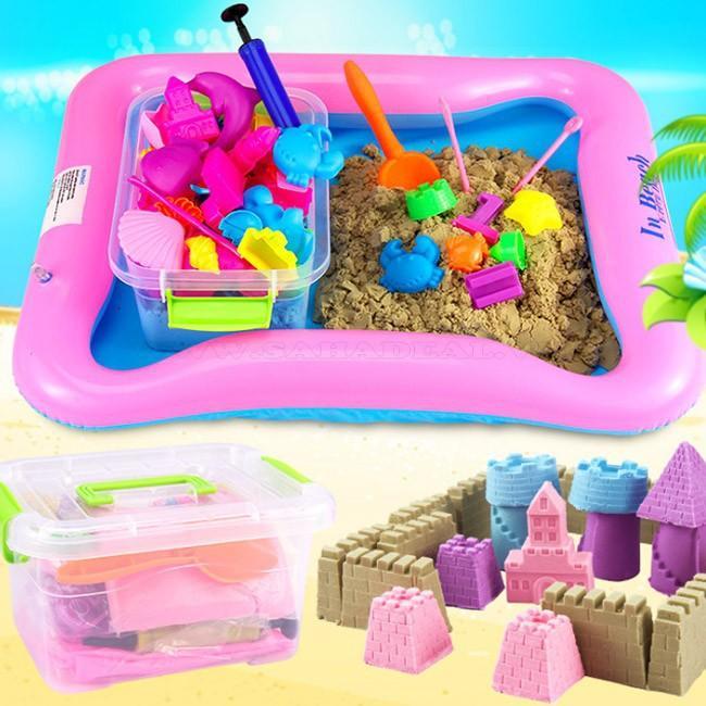 Đồ chơi cát động lực cho bé Nhật Bản