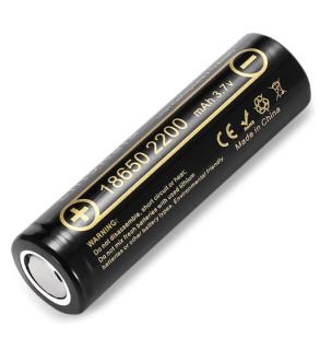 Pin sạc LiitoKala Lii-22A Pin Lithium 3.7V 18650 dung lượng 2200 mAh cao cấp thumbnail
