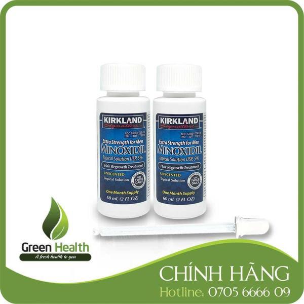Combo 2 Minoxidil 5% Mọc Râu Tóc Lông Mày giá rẻ