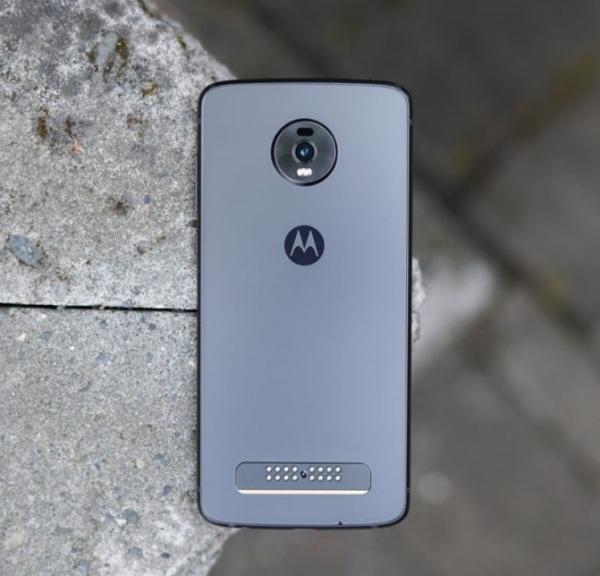 Điện Thoại Motozola Moto Z4 Điện thoại 5G Vân tay trong màn hình|| 4/128GB Camera 48 megapixel  || PlayMobile