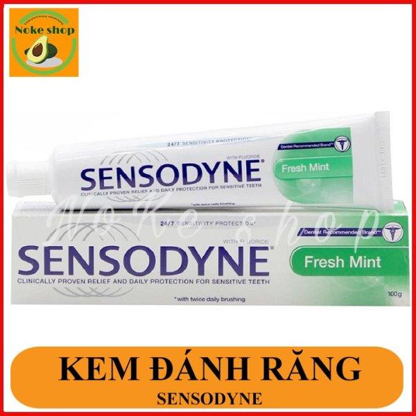 Combo 2 Kem Đánh Răng Sensodyne Nhập Thái Lan 100g cao cấp