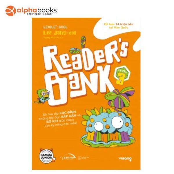 Sách Alphabooks - Readers Bank Level 3