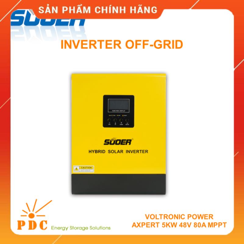 Bảng giá Bộ Inverter Off-grid SUOER 24V 220V 3KVA 2400W Sin Chuẩn – PS-3K-24 Phong Vũ