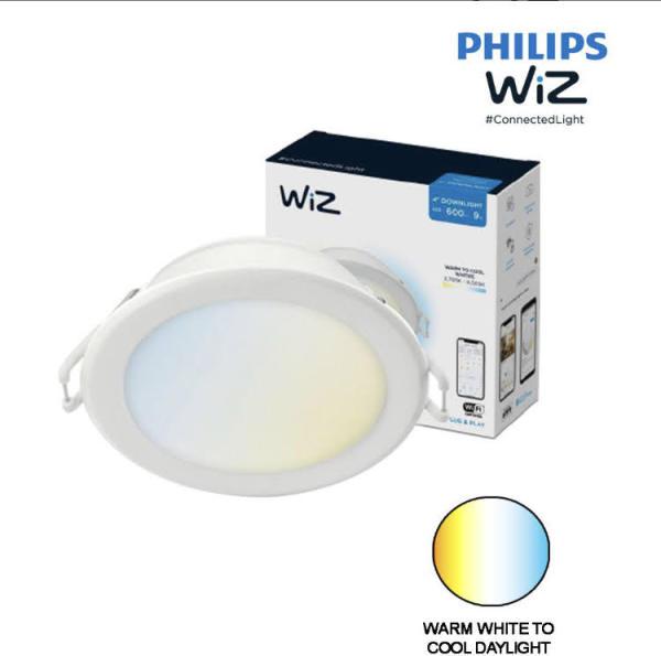 Đèn âm Trần Thông minh Wiz [Philips chính hãng]