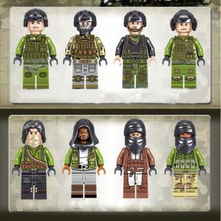 [ RẺ VÔ ĐỊCH ] LEGO MINIFIGURES WARRIOS - Lego Hình Nhân Chiến Binh thumbnail