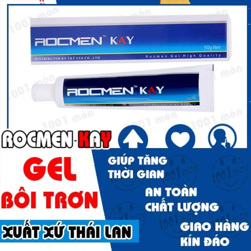 Rocmen KAY (Thái Lan) bôi trơn ( 50g ) - 1001 Món