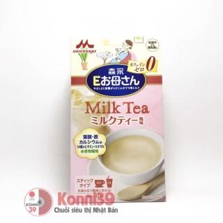 Sữa bầu Morinaga của Nhật chính hãng vị Hồng trà milk tea thumbnail