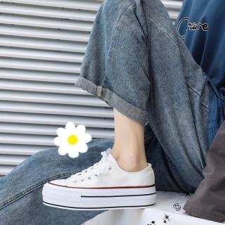 Giày thể thao nữ độn đế 6 cm thumbnail