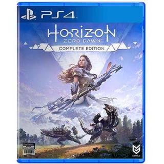 Đĩa game Horizon Zero Dawn Complete Edition PS4 thumbnail