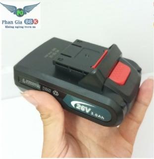 Pin máy khoan 21v dùng cho máy khoan pin Makita , bosch, deawalt 18v, 21, 24v, 26v, 36v thumbnail
