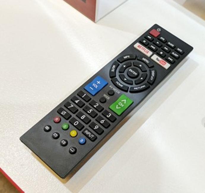 Bảng giá Điều khiển từ xa tivi sharp internet GB234 xịn (đen)