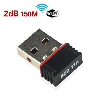 USB thu sóng Wifi 802.11N siêu nhỏ cực gọn tốc độ 150Mbps Dũng Dũng 1 thumbnail