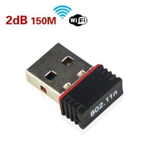Giá USB thu sóng Wifi 802.11N siêu nhỏ cực gọn tốc độ 150Mbps [PK Cu Bon]