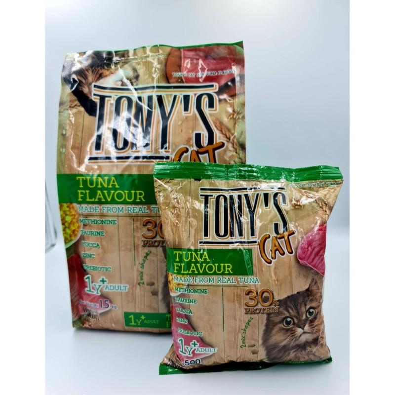 Hạt Tonys Cat vị cá ngừ