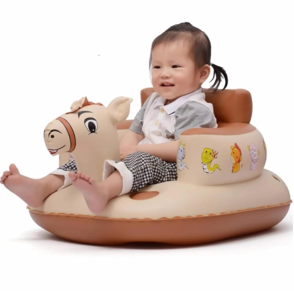 Ghế Tập Ngồi Cho Trẻ By Mombabycare.