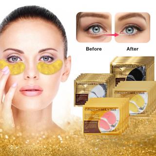 10 Cặp Mặt Nạ Mắt Collagen Thương Hiệu Mới Chống Lão Hóa Quầng Thâm Chăm Sóc Da Mặt EM001 - INTL thumbnail
