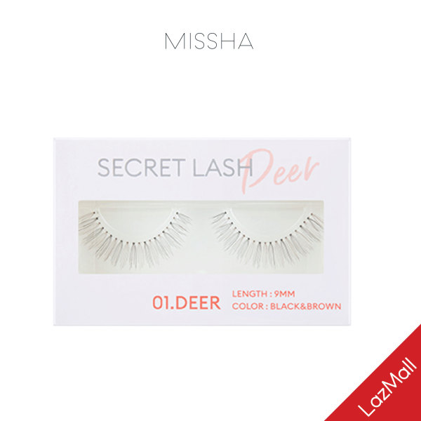 Mi giả Missha Secret Lash 2pc