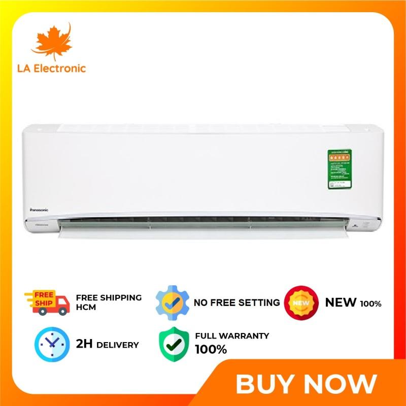 Bảng giá Trả Góp 0% - Máy lạnh Panasonic Inverter 1 HP CU/CS-XU9UKH-8 - Miễn phí vận chuyển HCM