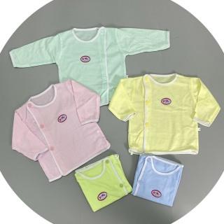 Áo sơ sinh dài tay Baby Born chất liệu vải cotton thumbnail