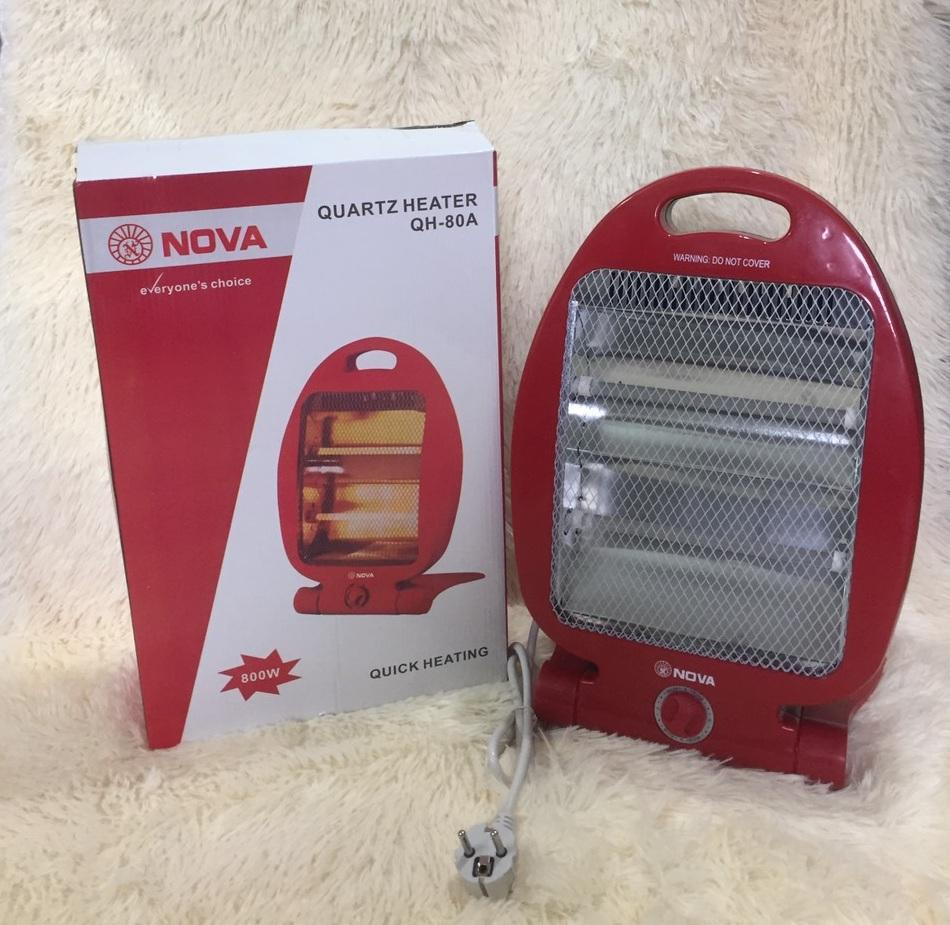 MÁY SƯỞI ẤM HÌNH CÁ Nova Quaztz Heater QH- 80A, Tiện lợi ấm hơn cả đèn sưởi ấm nhà tắm, tiện dụng hơn quạt sưởi thông thường
