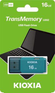 Ổ Cứng Di Động U202 USB 2.0 Kioxia - Hàng Chính Hãng thumbnail