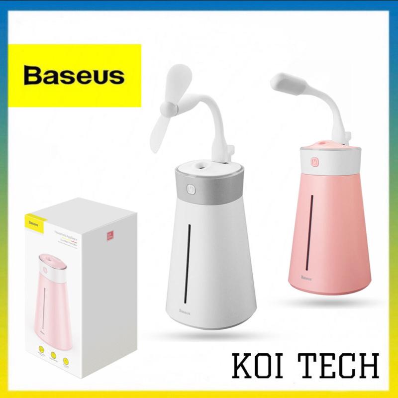 Máy phun sương tạo ẩm không khí baseus slim waist humidifier - Máy khuếch tán tinh dầu baseus
