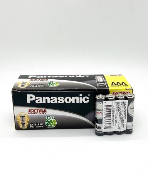 Hộp pin đũa AAA panasonic NEO  (60 viên) R03NT/2S - Hàng Chính Hãng