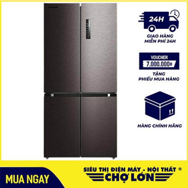 [HCM]Tủ Lạnh SAMSUNG Inverter Family Hub 641L RS64T5F01B4 chính hãng