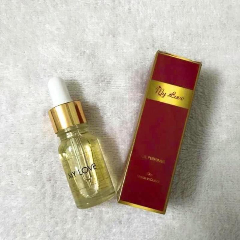Tinh dầu nước hoa Dubai MY LOVE - Oil Perfumer 10ml nhập khẩu