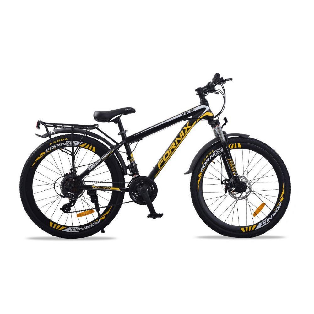 Mua Xe đạp địa hình FM26 màu đen vàng