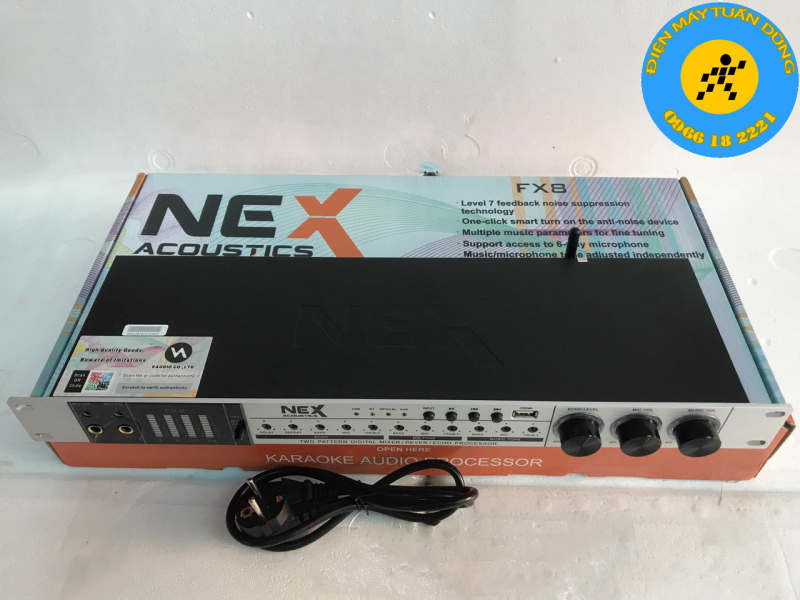 Vang cơ NEX FX8 - Mẫu mới 2020