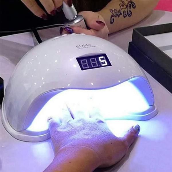Máy Hơ Gel Sun 5 dùng cho nail tốt nhất