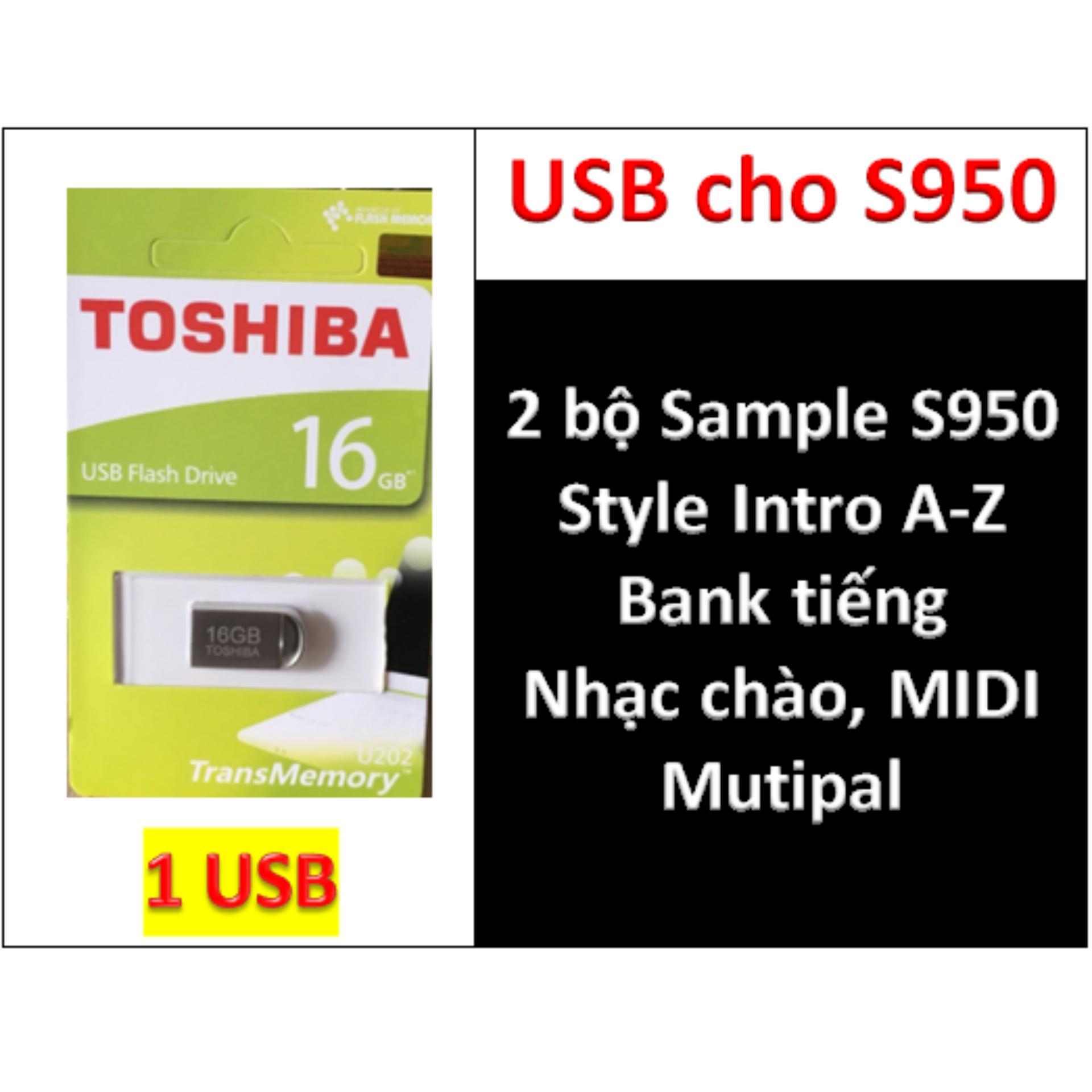 USB mini 2 BỘ Sample cho đàn organ yamaha PSR-S950, Style, nhạc chào, songbook, midi + Full dữ liệu làm show