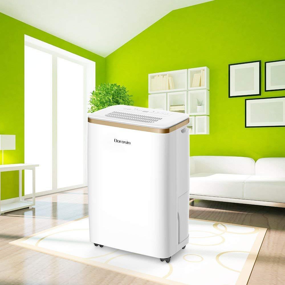 Bảng giá Máy hút ẩm  công suất lớn - Lọc không khí- sấy khô quần áo- bảo hành 1 năm Điện máy Pico