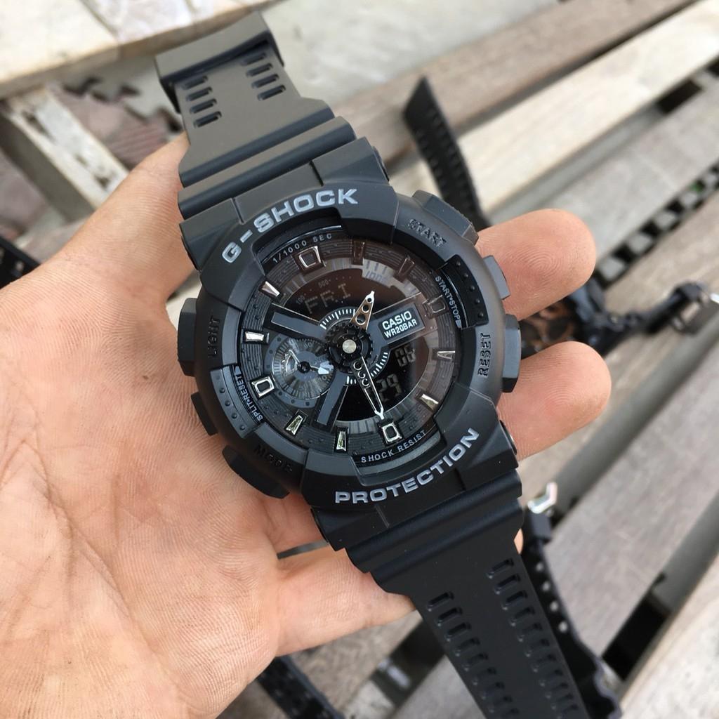 Nơi bán Đồng hồ nam Casio - G Shock màu đen thời trang thể thao
