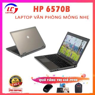 Laptop Văn Phòng, Laptop Chơi Game + Đồ Họa Giá Rẻ HP 6570b, i5-3210M, VGA Intel HD 4000, Màn 15.6 HD, Laptop HP thumbnail